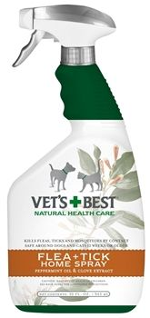 Vet's Best Natural Flea and Tick Spray